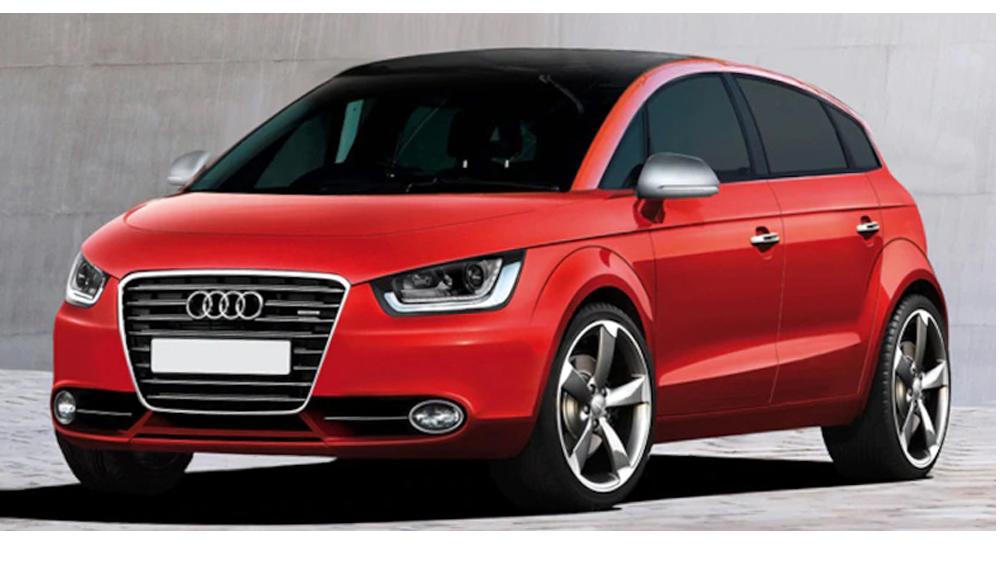 Repro podložky MDF pro vozy Audi A2