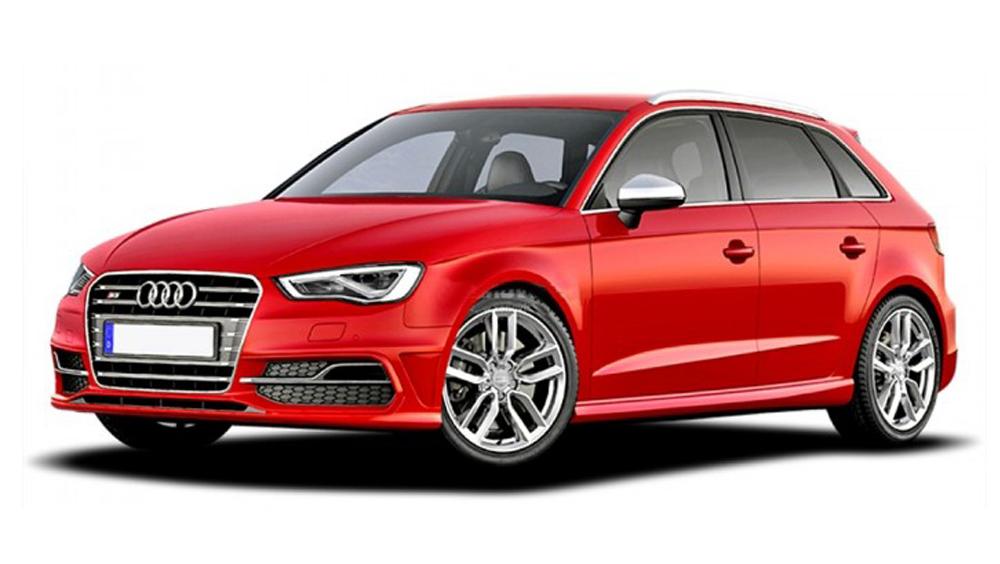 Repro podložky MDF pro vozy Audi A3