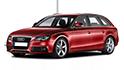 Redukční rámečky k autorádiím pro Audi A4