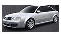 Redukční rámečky k autorádiím pro Audi A6
