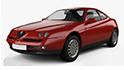 Mdf podložky pod reproduktory do Alfa Romeo GTV
