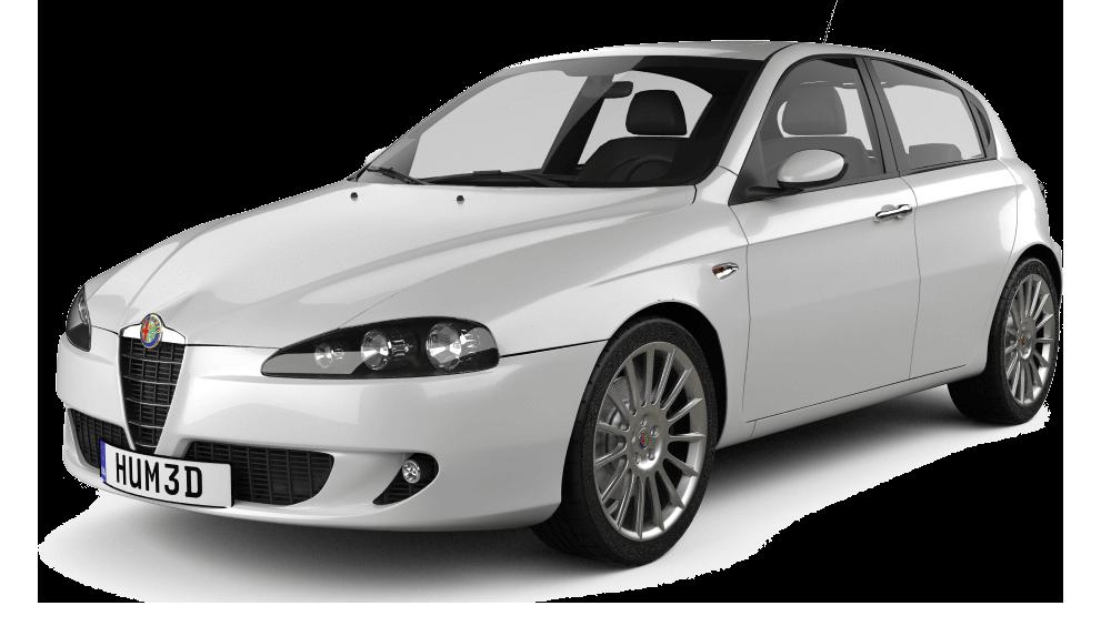 Redukční rámečky pro vozy Alfa Romeo 147