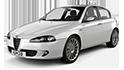 Repro podložky MDF pro vozy Alfa Romeo 147