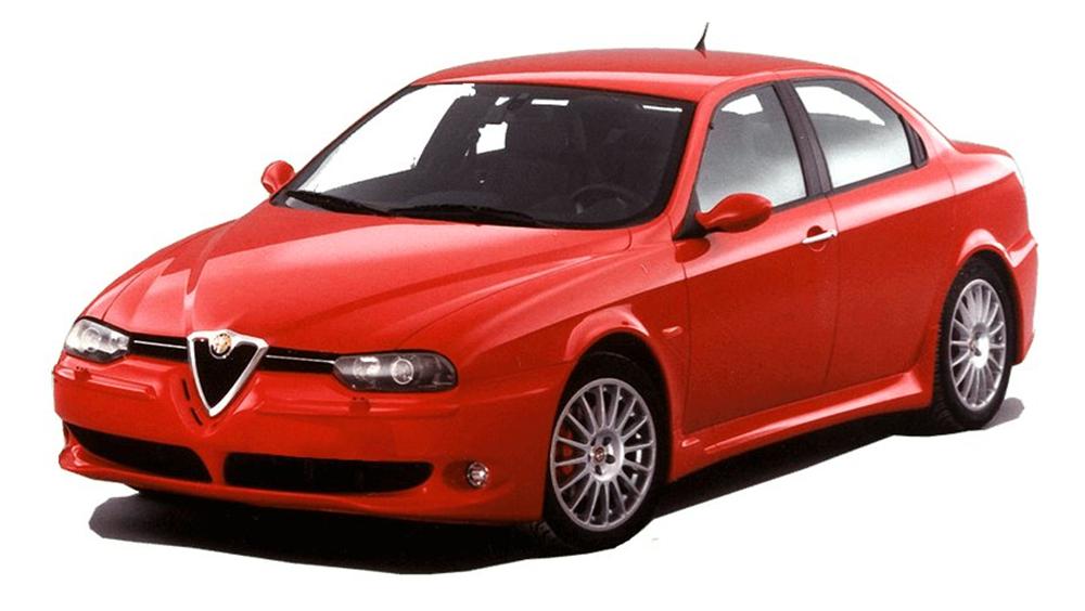 Redukční rámečky pro vozy Alfa Romeo 156