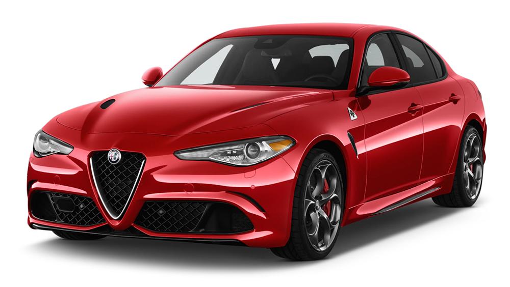 Repro podložky MDF pro vozy Alfa Romeo Giulia