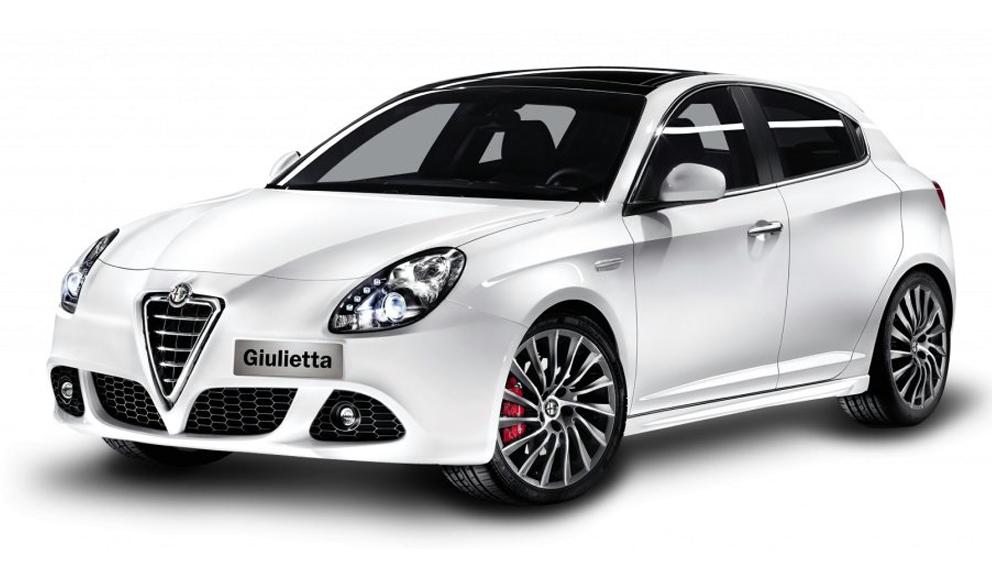Repro podložky MDF pro vozy Alfa Romeo Giulietta