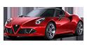 Mdf podložky pod reproduktory do Alfa Romeo Spider