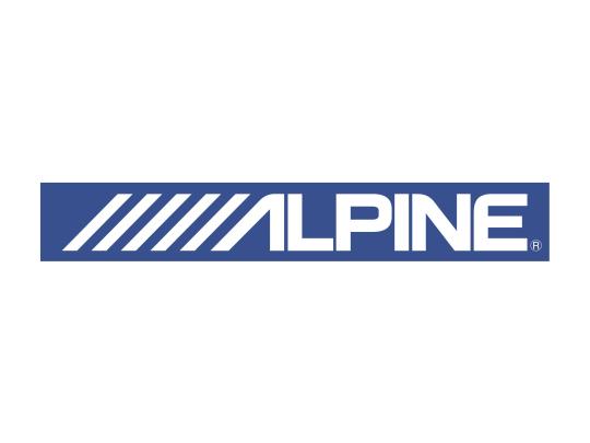 Záznamové kamery Alpine
