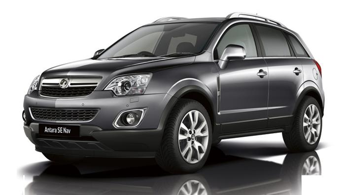 Adaptéry pro ovládání na volantu Opel Antara