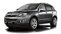 Redukční rámečky k autorádiím pro Opel Antara
