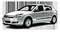 Redukční rámečky k autorádiím pro Opel Astra H