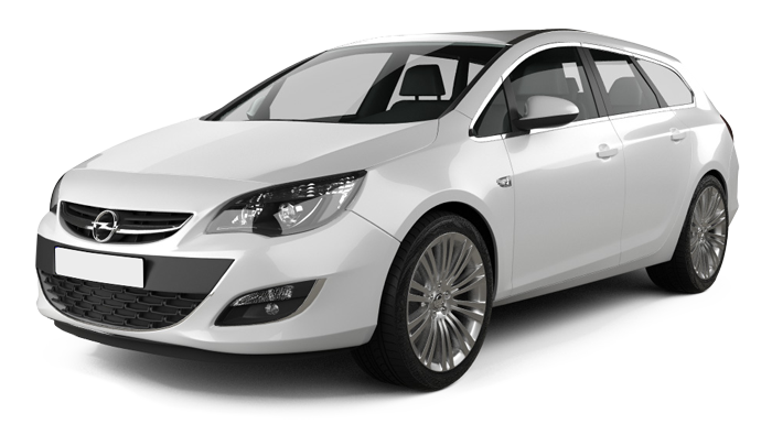 Mdf podložky pod reproduktory do Opel Astra J
