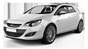 Redukční rámečky k autorádiím pro Opel Astra J