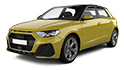Redukční rámečky k autorádiím pro Audi A1