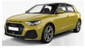 Repro podložky MDF pro vozy Audi A1