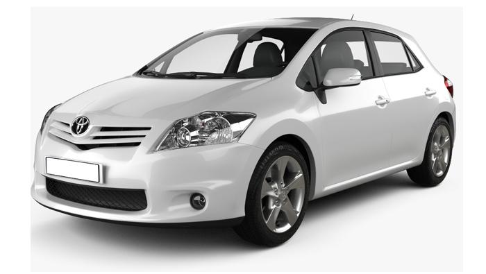 Mdf podložky pod reproduktory do Toyota Auris