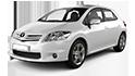 Redukční rámečky k autorádiím pro Toyota Auris I
