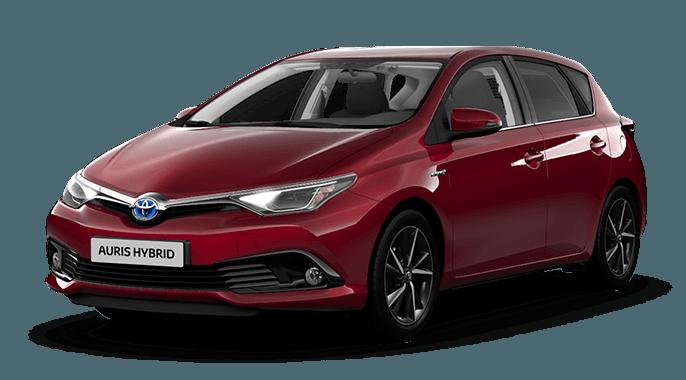 Toyota Auris I, II