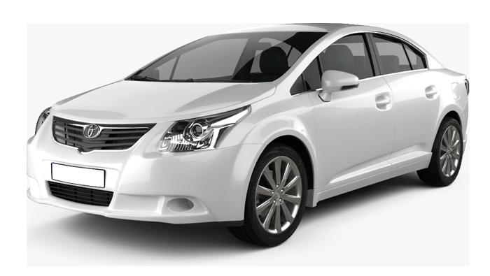 Adaptéry pro ovládání na volantu Toyota Avensis