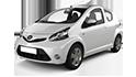 Redukční rámečky k autorádiím pro Toyota Aygo I