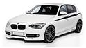 Redukční rámečky k autorádiím pro BMW 1er