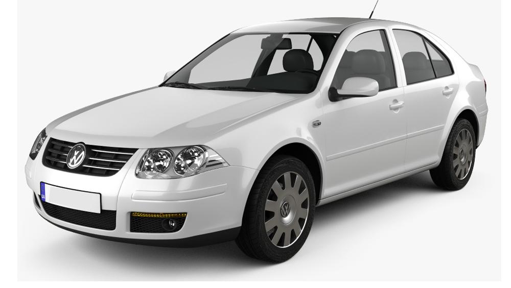 Mdf podložky pod reproduktory do Volkswagen Bora