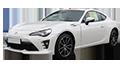 Redukční rámečky k autorádiím pro Toyota BRZ