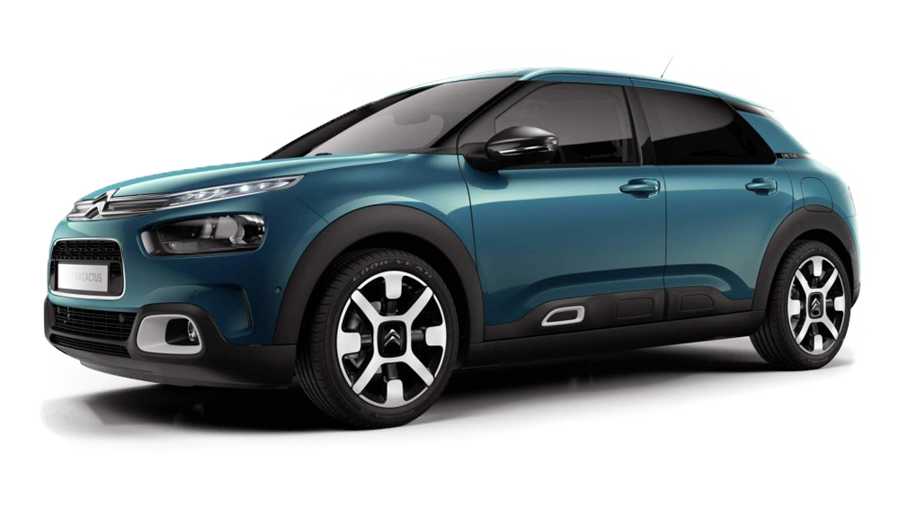 REPRODUKTORY DO CITROEN C4 CACTUS (2014-)