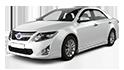 Redukční rámečky k autorádiím pro Toyota Camry