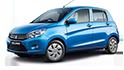 Redukční rámečky k autorádiím pro Suzuki Celerio