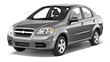 Redukční rámečky k autorádiím pro Chevrolet Aveo