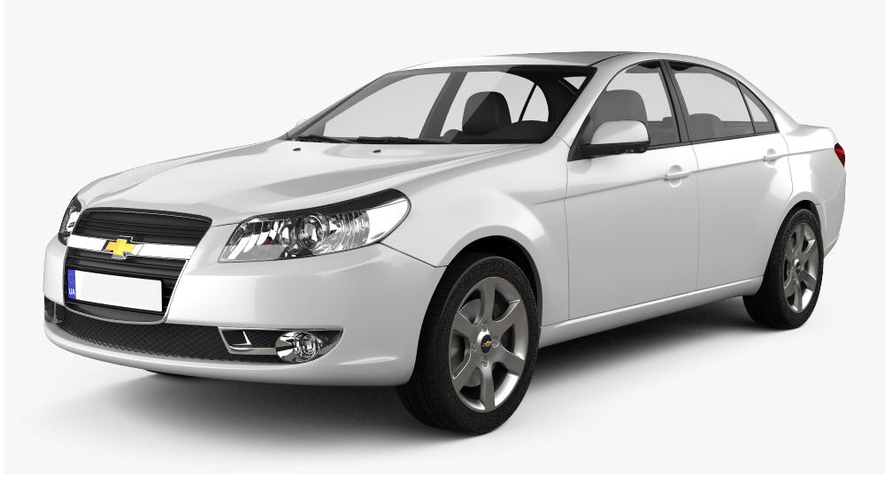 Adaptéry pro ovládání na volantu Chevrolet Epica
