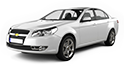 Redukční rámečky k autorádiím pro Chevrolet Epica