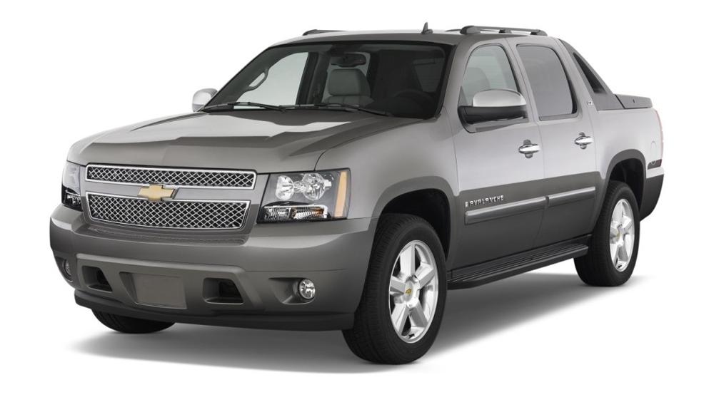 Redukční rámečky k autorádiím pro Chevrolet Avalanche