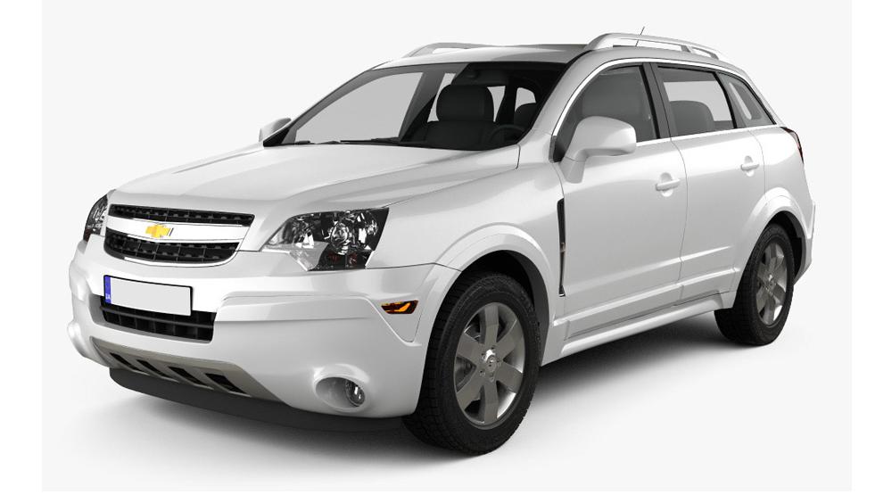 Redukční rámečky k autorádiím pro Chevrolet Captiva II