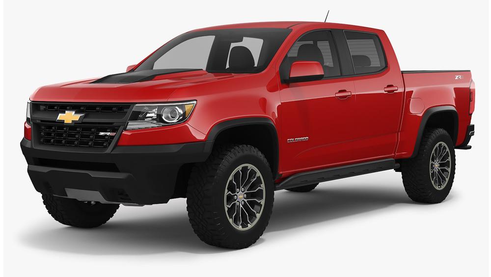 Redukční rámečky k autorádiím pro Chevrolet Colorado