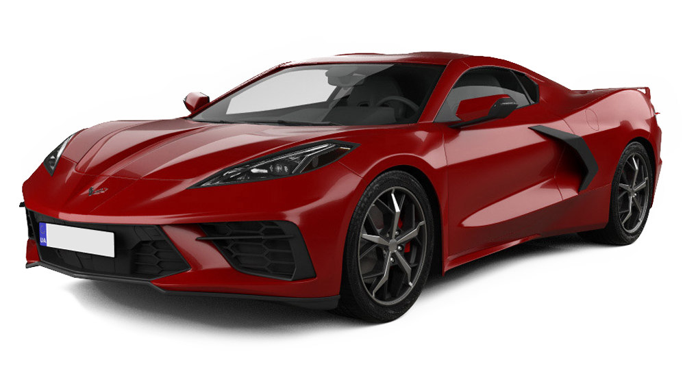 Redukční rámečky k autorádiím pro Chevrolet Corvette