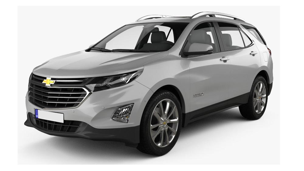 Redukční rámečky k autorádiím pro Chevrolet Equinox