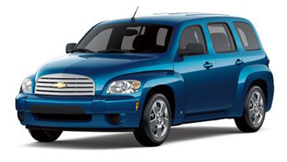 Redukční rámečky k autorádiím pro Chevrolet HHR