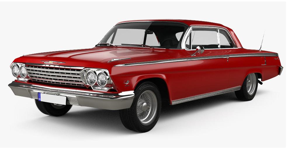 Redukční rámečky k autorádiím pro Chevrolet Impala