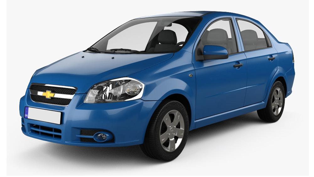 Redukční rámečky k autorádiím pro Chevrolet Kalos