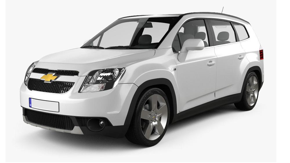Redukční rámečky k autorádiím pro Chevrolet Orlando