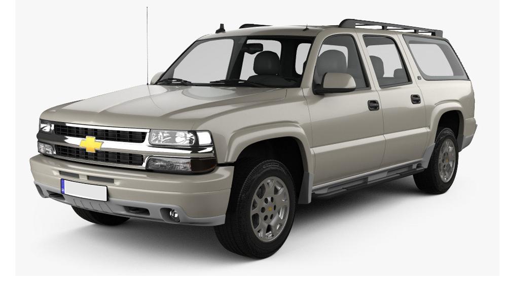 Redukční rámečky k autorádiím pro Chevrolet Suburman