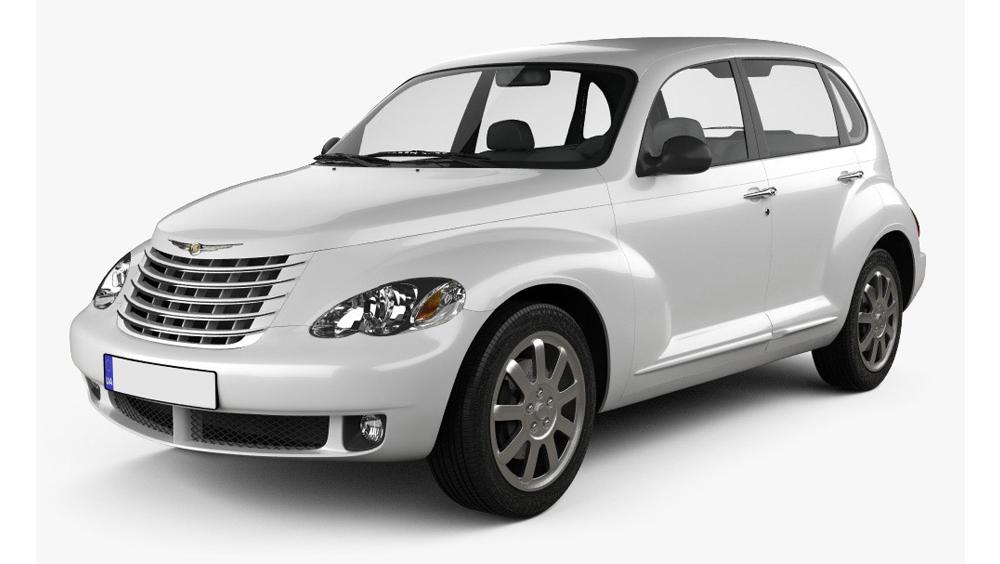 Adaptéry pro ovládání na volantu Chrysler PT Cruiser
