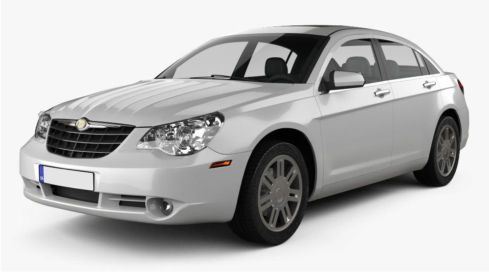 Adaptéry pro ovládání na volantu Chrysler Sebring
