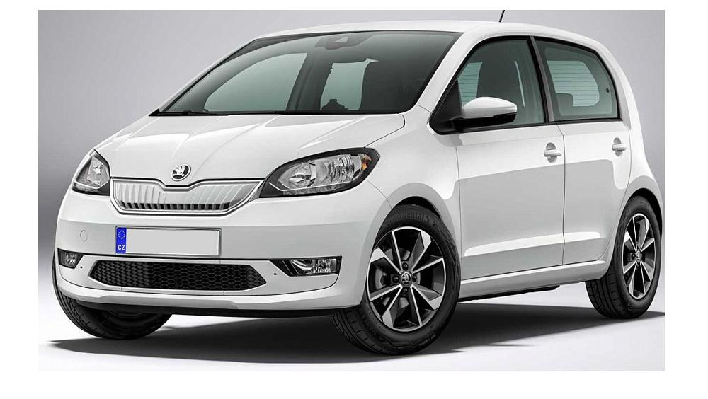 Redukční rámečky k autorádiím pro Škoda Citigo