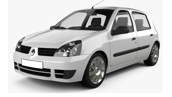 Mdf podložky pod reproduktory do Renault Clio