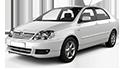 Redukční rámečky k autorádiím pro Toyota Corolla