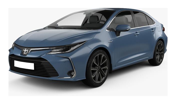 Mdf podložky pod reproduktory do Toyota Corolla