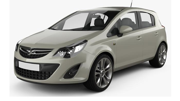 Mdf podložky pod reproduktory do Opel Corsa D
